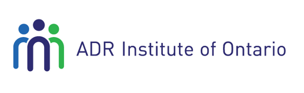 ADR Institute of Ontario, Inc.<br>Chartered Arbitrator