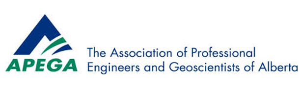 Association of Professional Engineers and Geoscientists of Alberta (APEGA)<br>Registered P.Eng. and Permit to Practice